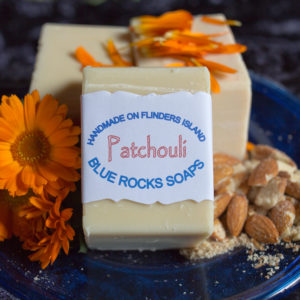 Patchouli - Blue Rocks Soaps